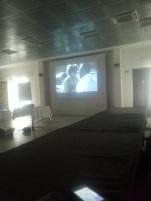 Movie Screening room; U-Turn