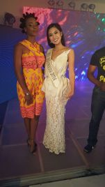 Model miss tenye and Miss Indeonesia 2014